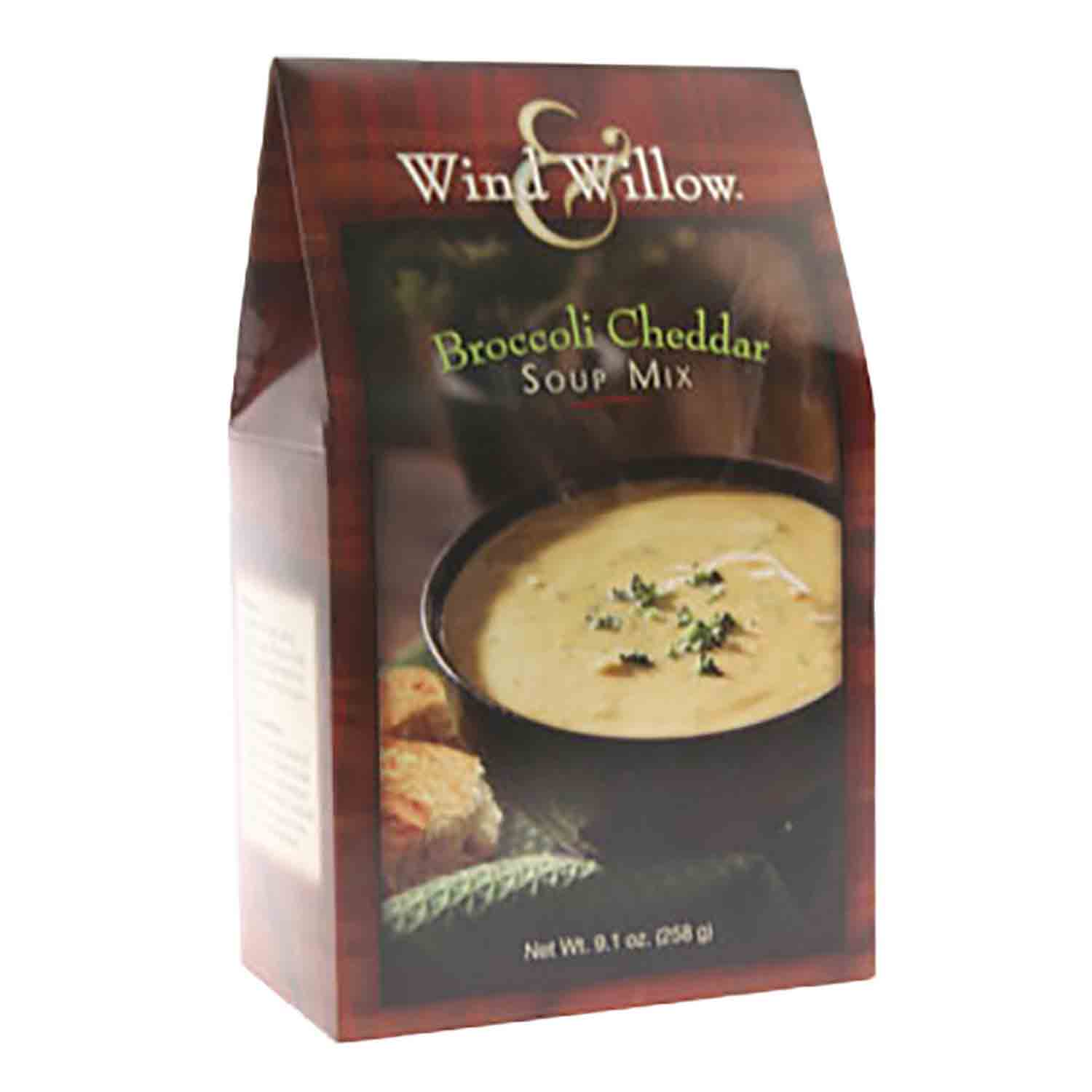 Broccoli Cheddar Wind & Willow Soup Mix