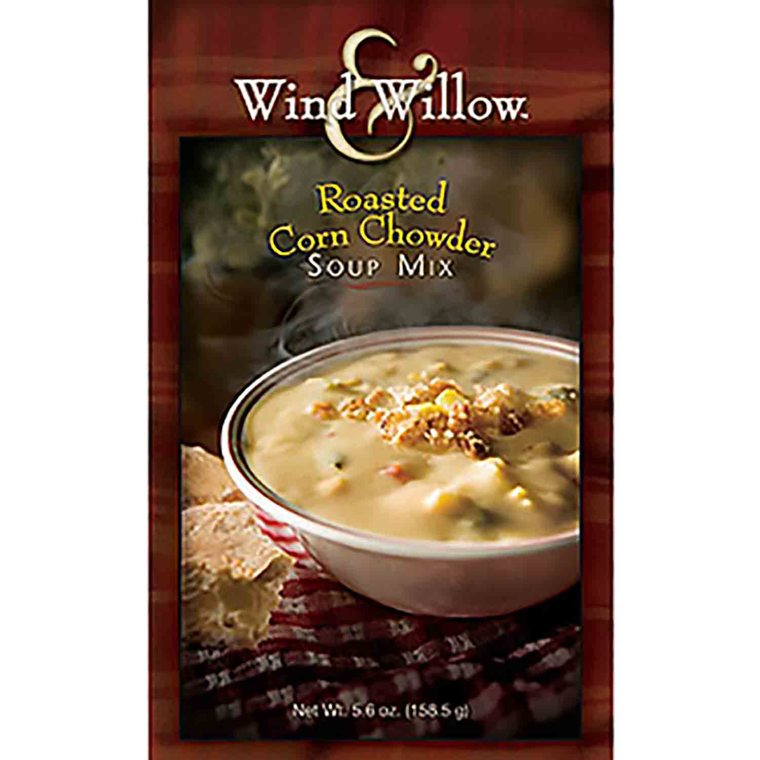 Roasted Corn Chowder Wind & Willow Soup Mix