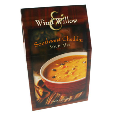 Southwest Cheddar Wind and Willow Soup Mix