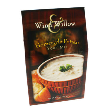 Homestyle Potato Wind and Willow Soup Mix