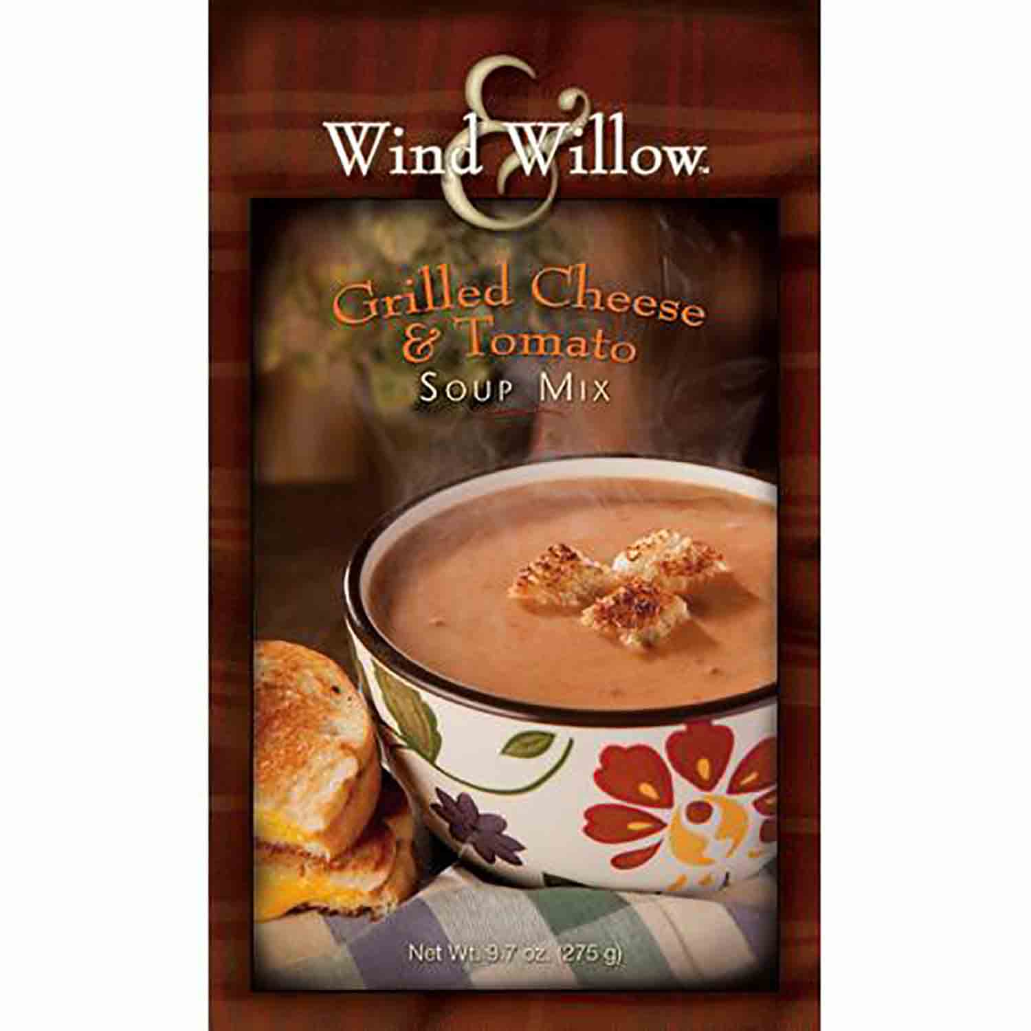 Grilled Cheese & Tomato Wind and Willow Soup Mix