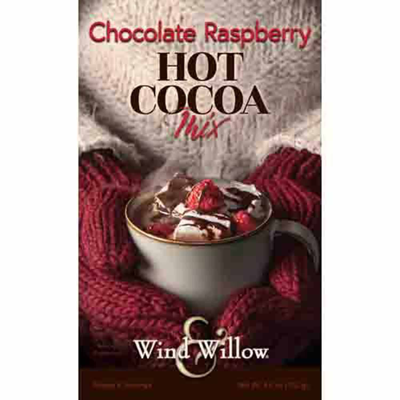Chocolate Raspberry Hot Cocoa Mix
