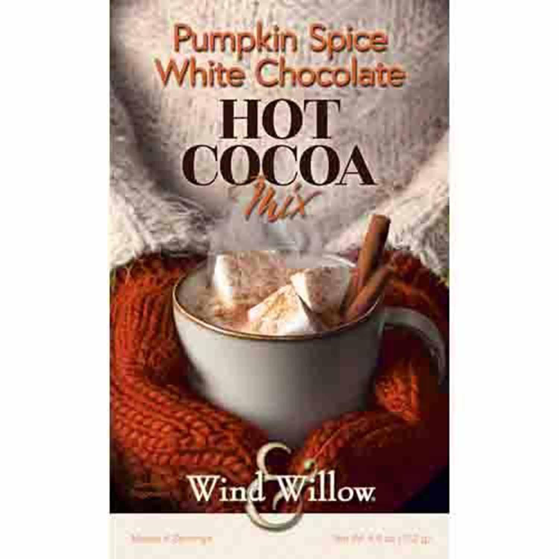 Pumpkin Spice White Chocolate Hot Cocoa Mix