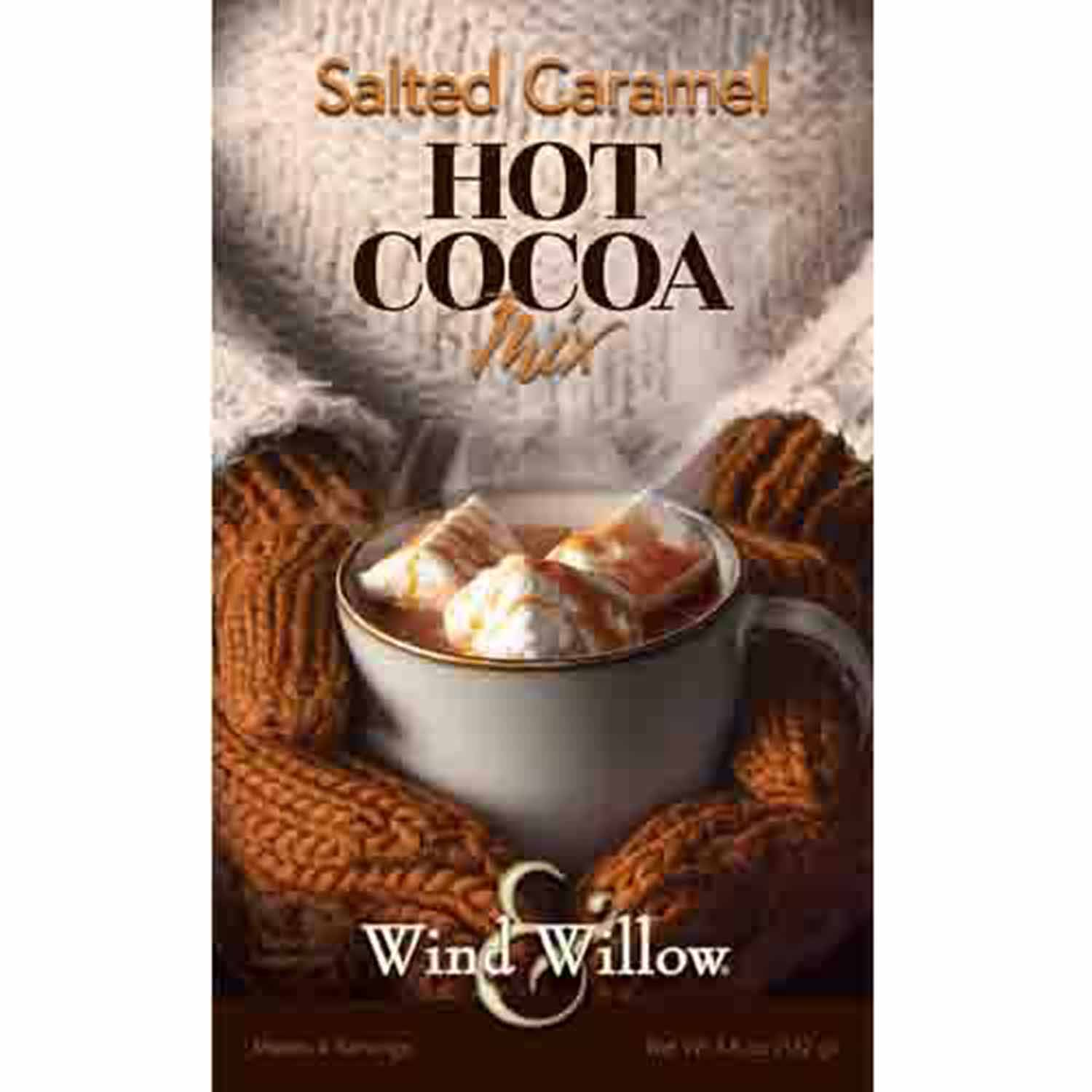 Salted Caramel Hot Cocoa Mix