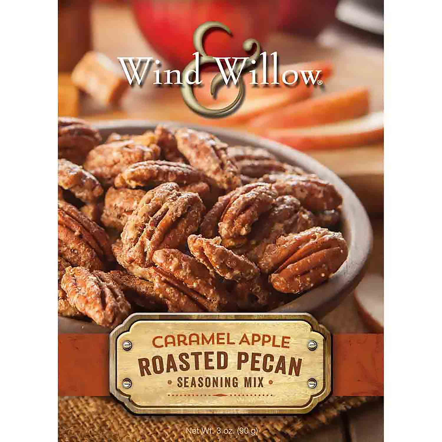 Caramel Apple Roasted Pecan Seasoning Mix