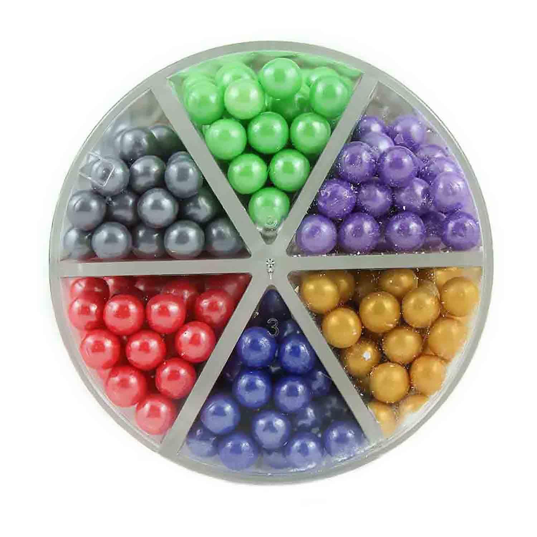 Edible Sugar Pearls / Dragees Mix