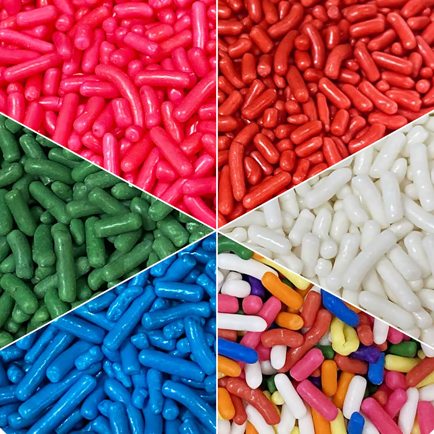 Jimmies Sprinkle Assortment