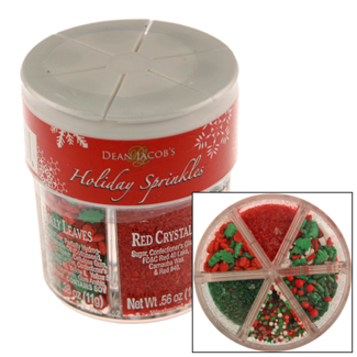 Holiday Sprinkle Assortment