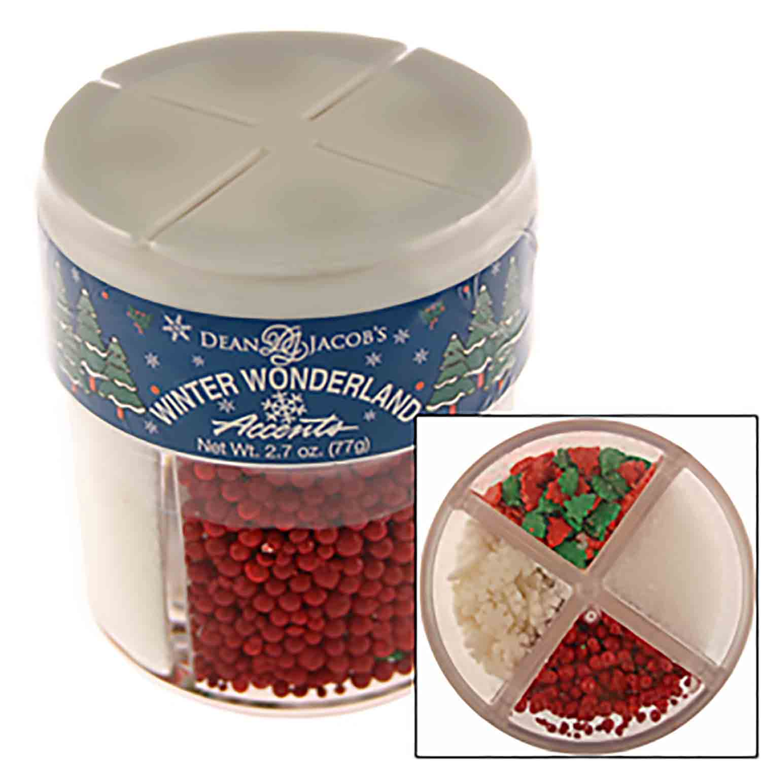 Winter Wonderland Sprinkle Assortment