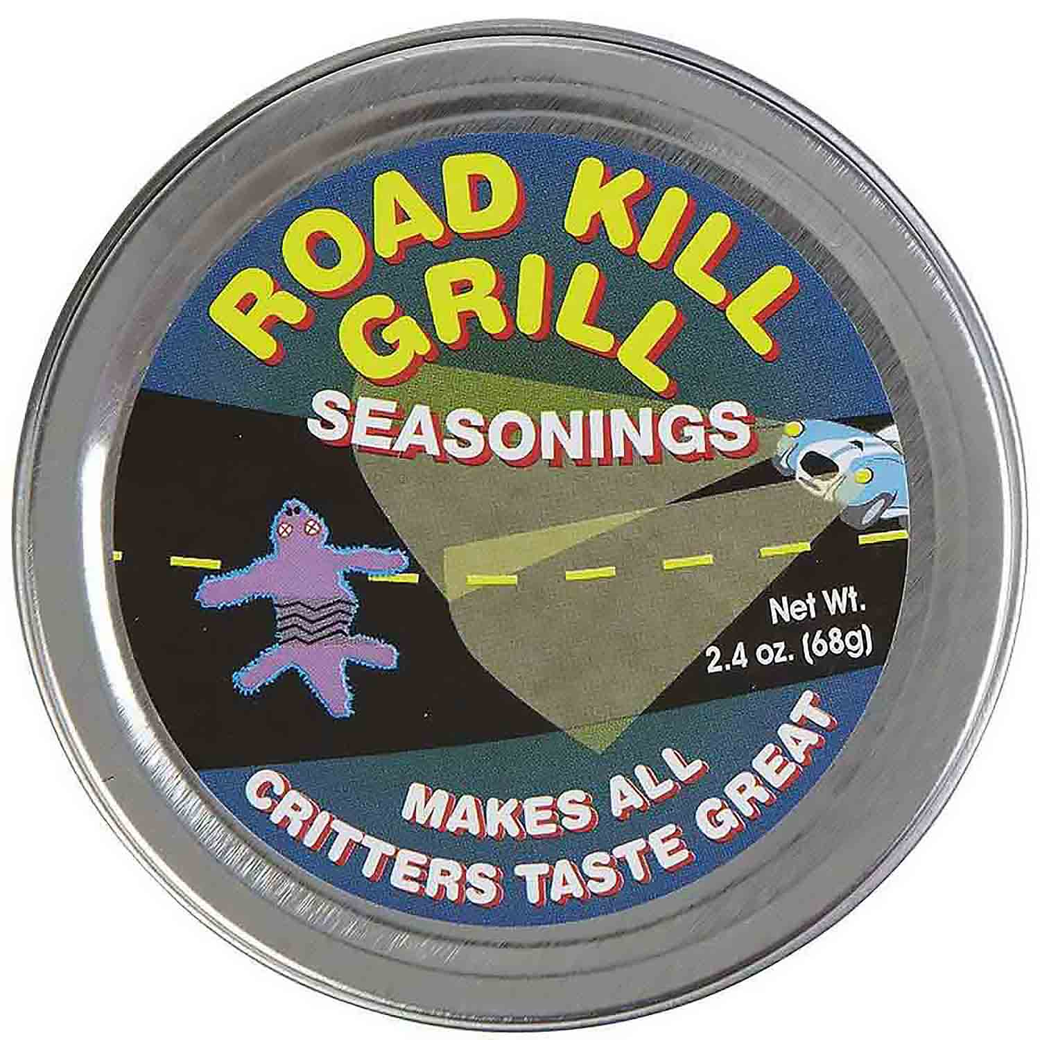 Road Kill Grill Seasonings