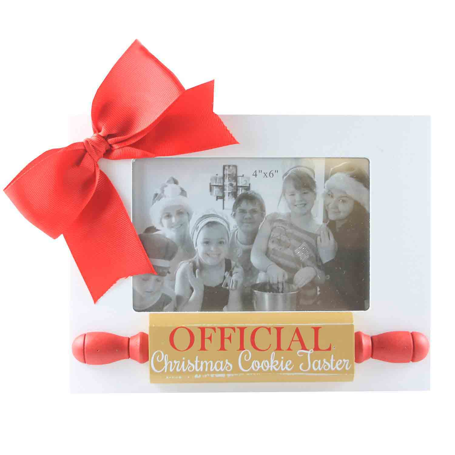 Christmas Cookie Taster Photo Frame