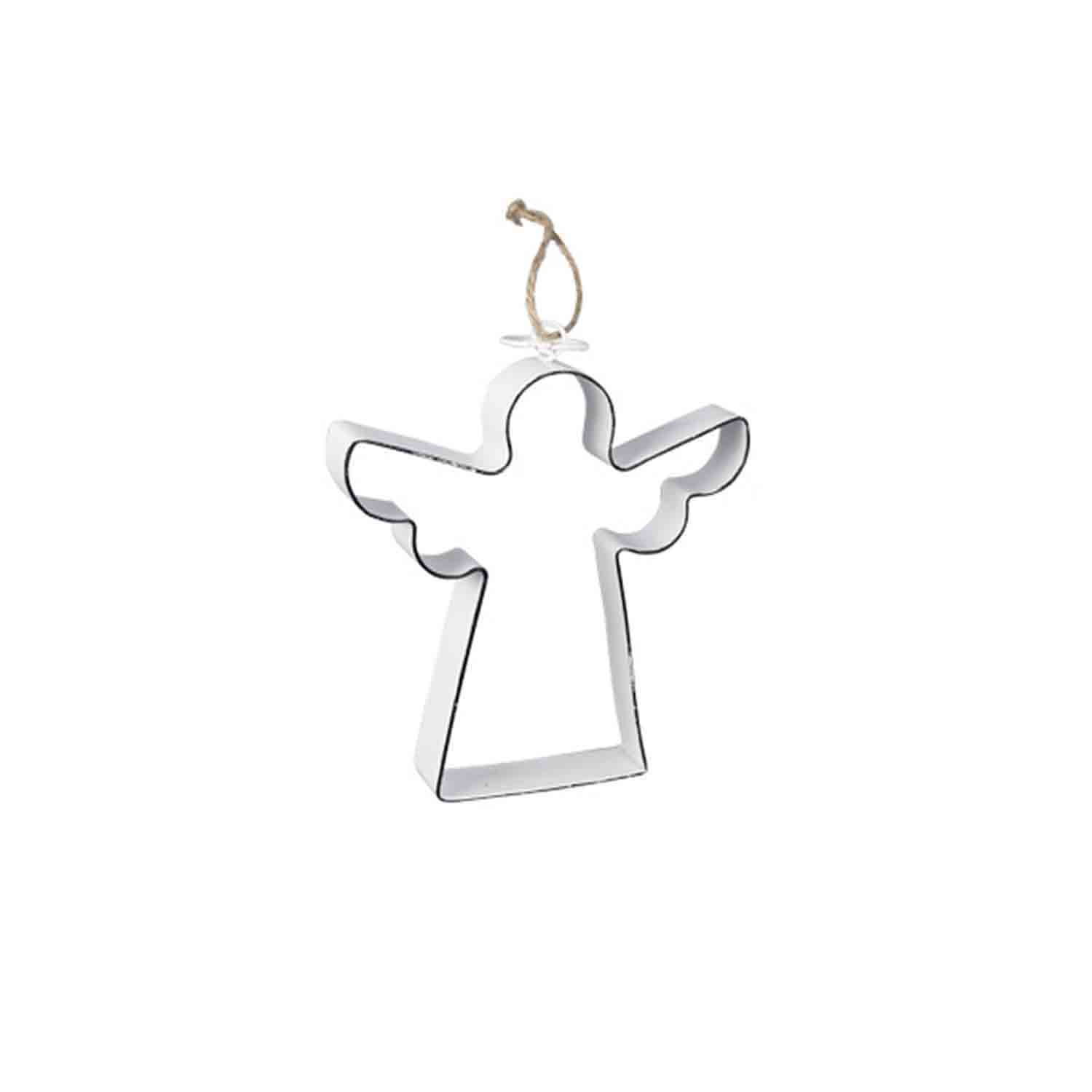 Angel Cookie Cutter Ornament