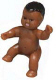 Newborn Ethnic Baby Figurines