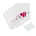 Glitter Heart Treat Envelopes