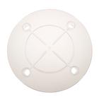 "6"" Clear Locking Round Separator Plate"