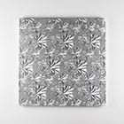 """10"""" Square Silver Foil Cake Drum"""