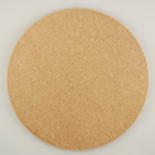 "17"" Round Masonite Cake Board"