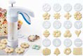 Comfort Grip Cookie Press