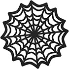 Large Spider Web Doilies