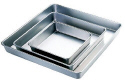 3 Tier Square Cake Pan Set