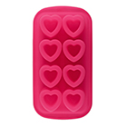 Silicone Heart Shot Glass Mold