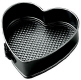 "9"" Excelle Elite Springform Heart Cake Pan"