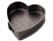"4"" Excelle Elite Heart Springform Pan"