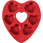 Heart Mini Cake Pan