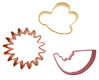 Picnic Cookie Cutter Set