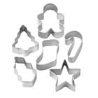 Mini Wreath Cookie Cutter Set