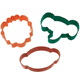 Jungle Pals Cookie Cutter Set