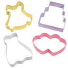 Wedding Cookie Cutter Set