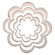 Blossom Nesting Cookie Cutter Set