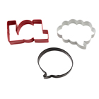 LOL Cookie Cutter Set