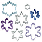 Snowflake Assorted Cookie Cutter Set