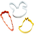 Whimsical Easter Cookie Cutter Set