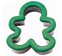 Comfort Grip Gingerbread Boy Cookie Cutter