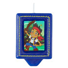 Jake and the Neverland Pirates Candle