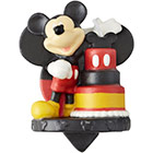Mickey Mouse Roadster Candle