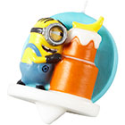 Despicable Me 3 Candle