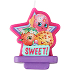 Shopkins Candle