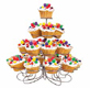Dessert/Cupcake Stand (Holds 23)