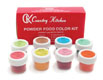 CK Powdered Food Color Kit