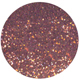 New Copper Disco Glitter Dust
