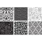 Floral Texture Sheet Set