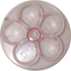 Gumpaste Cutter-Easy Rose-80 mm