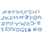 Chunky Funky Capital Alphabet and Number Cutter Set