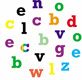 Lower Case  Alphabet Cutter Set