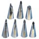 PME Supatube Frill Tube/Tip Set