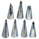 PME Supatube Frill Tube/Tip Set